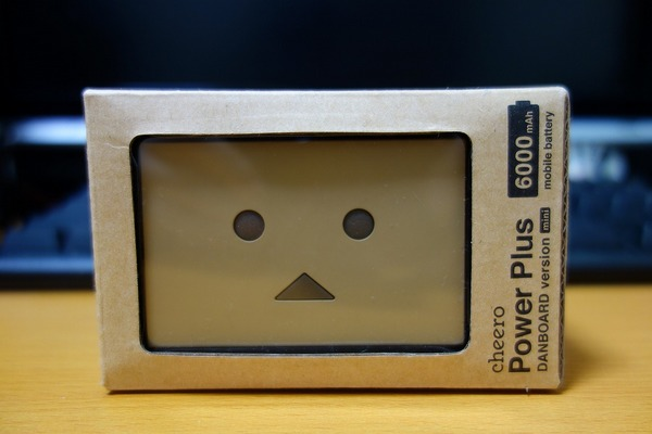 cheero Power Plus DANBOARD version -mini- 6000mAh_01.jpg